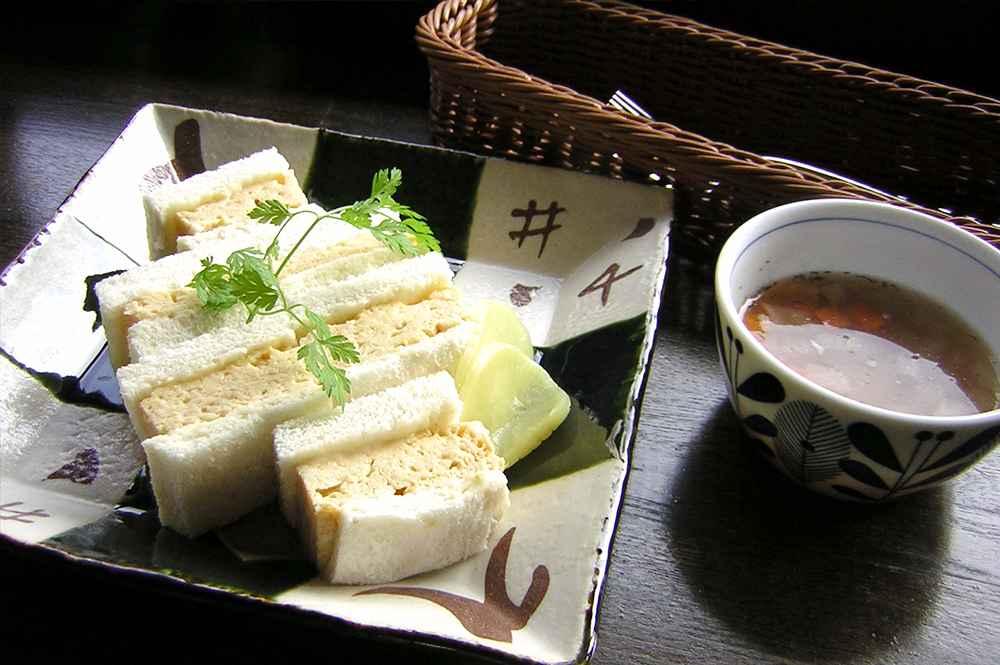 サンドイッチ(たまご)